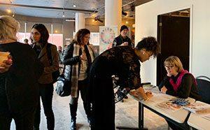 Image de personnes qui participent à l'atelier des mercredis solutions